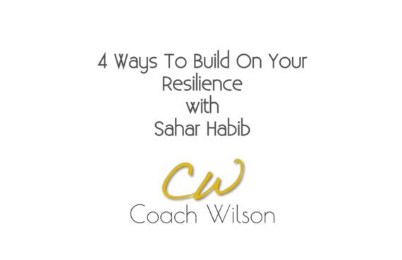 4 Ways To Build On Your Resilience